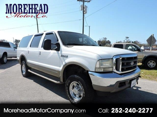 """Ford Excursion 137"""" WB Limited 4WD 2001"""