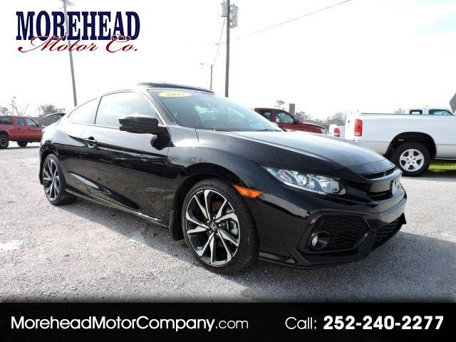 Honda Civic Coupe Si Manual 2017
