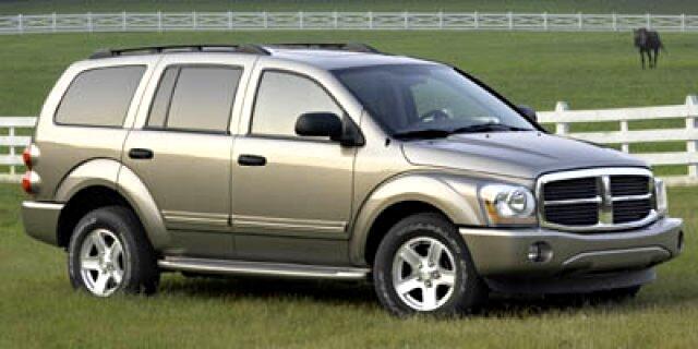 Dodge Durango 4dr 4WD SXT 2005