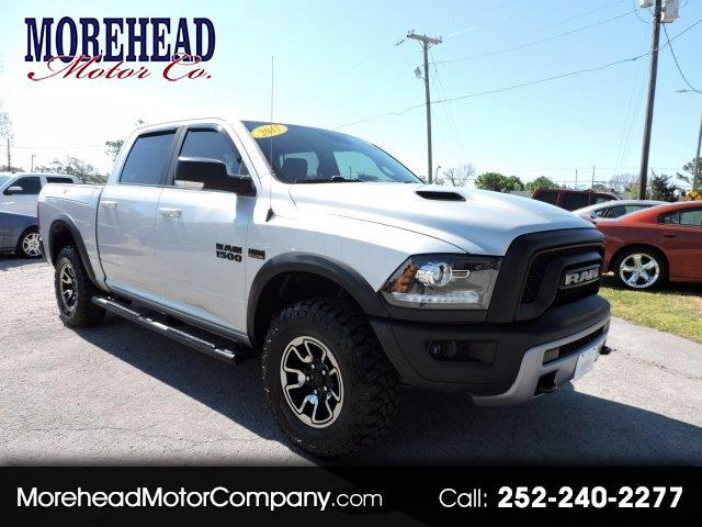"RAM 1500 Rebel 4x4 Crew Cab 5'7"" Box 2017"