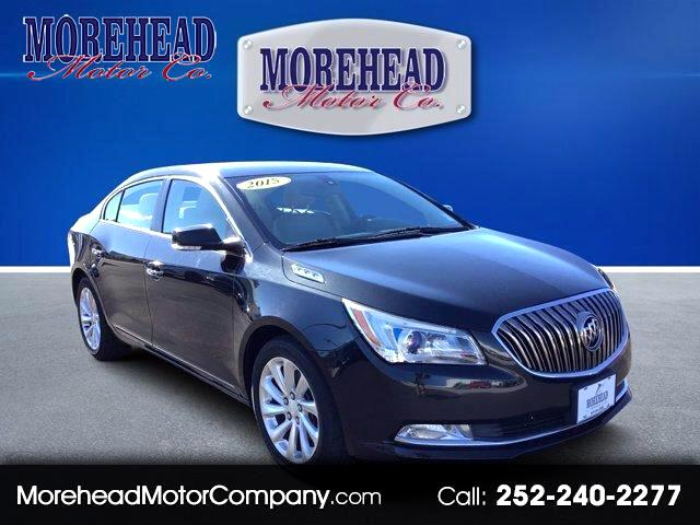 Buick LaCrosse 4dr Sdn Leather FWD 2015