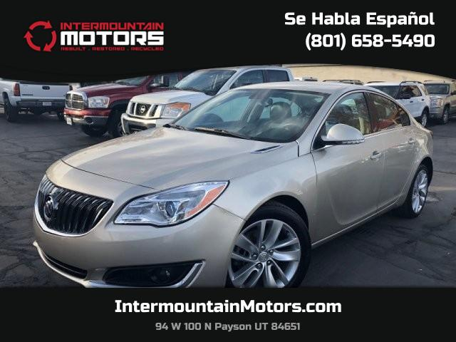 2016 Buick Regal 4dr Sdn CXL Turbo TO2 (Russelsheim) *Ltd Avail*