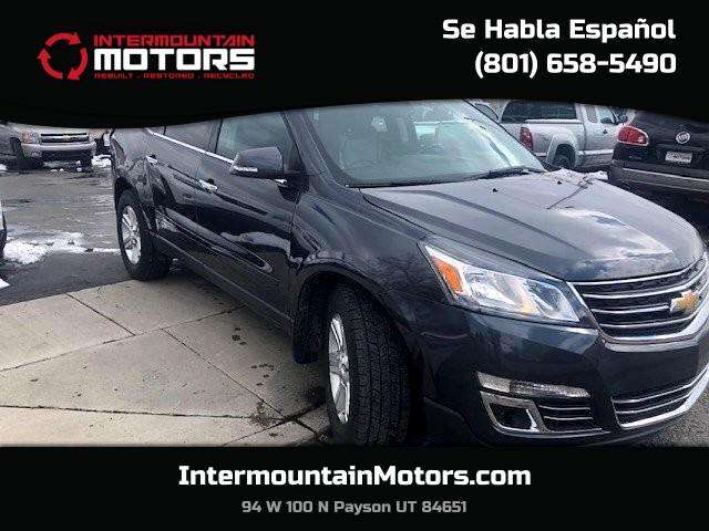 Chevrolet Traverse AWD 4dr LS 2013