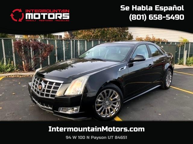 2013 Cadillac CTS 3.6 Luxury AWD
