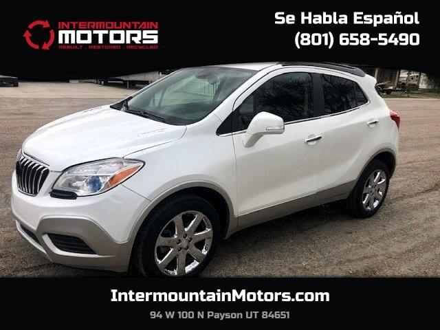 Buick Encore AWD 4dr Preferred 2014