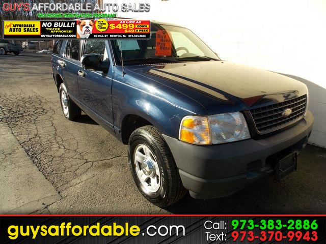 Ford Explorer XLS 4.0L 4WD 2003