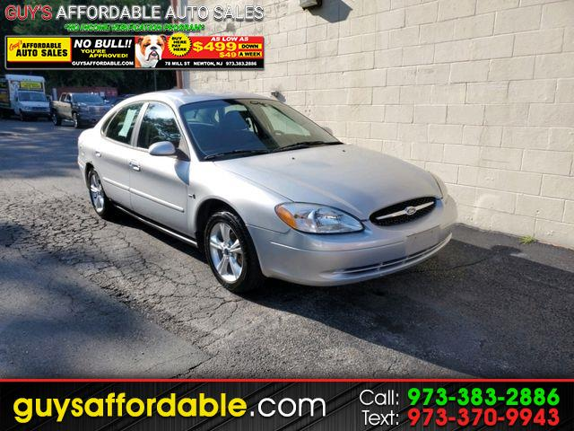 Ford Taurus SE SVG 2000