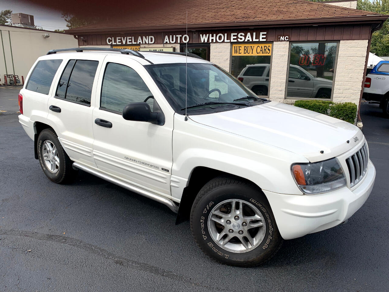 2004 Jeep Grand Cherokee 4WD