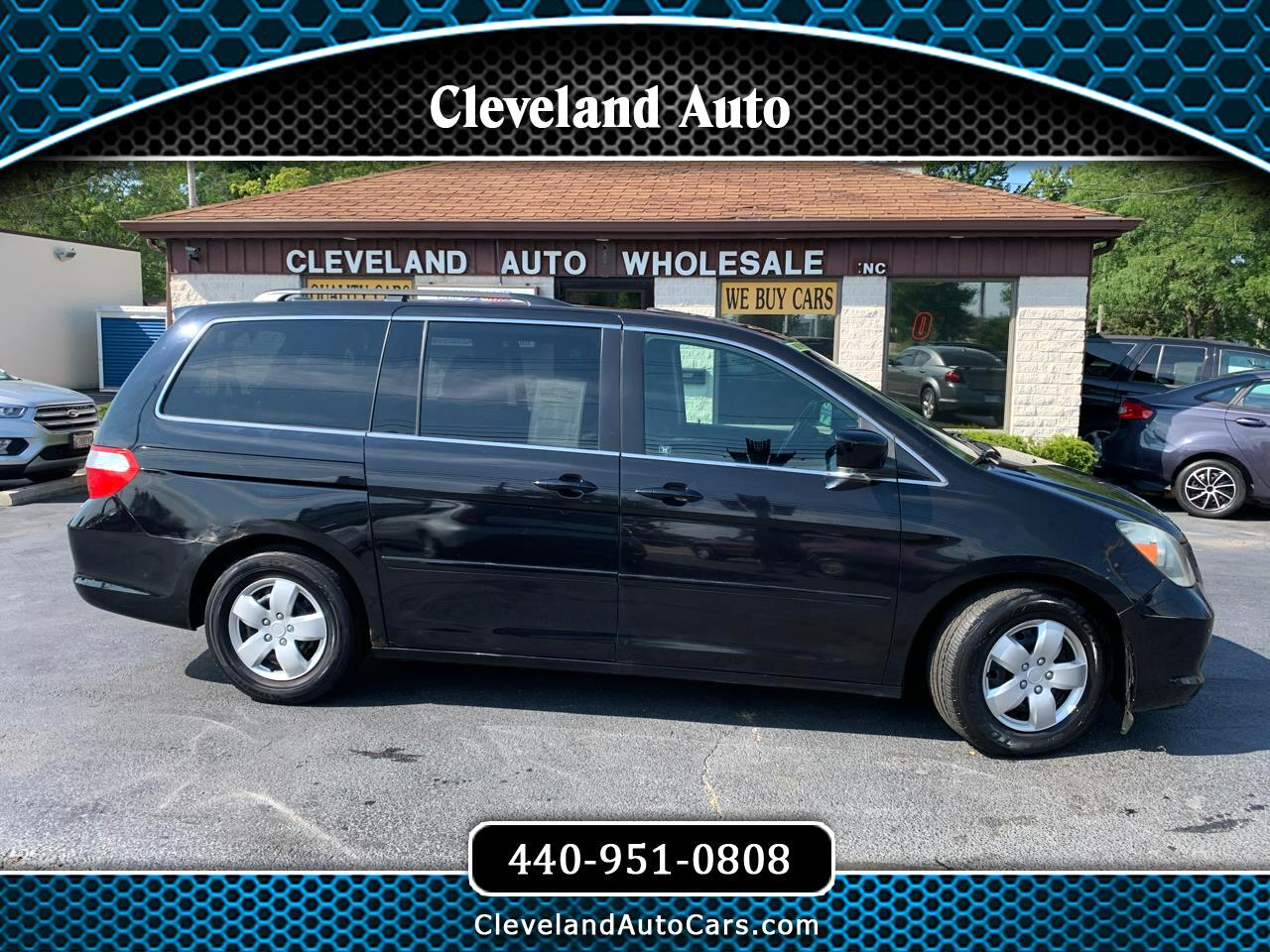 Honda Odyssey TOURING AT with RES & NAVI 2005
