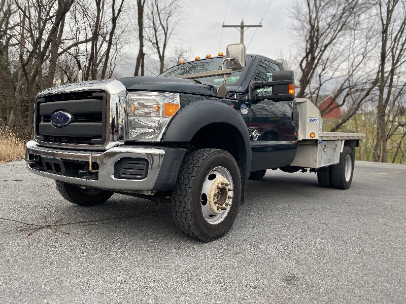 Ford F-550 Regular Cab DRW 4WD 2014