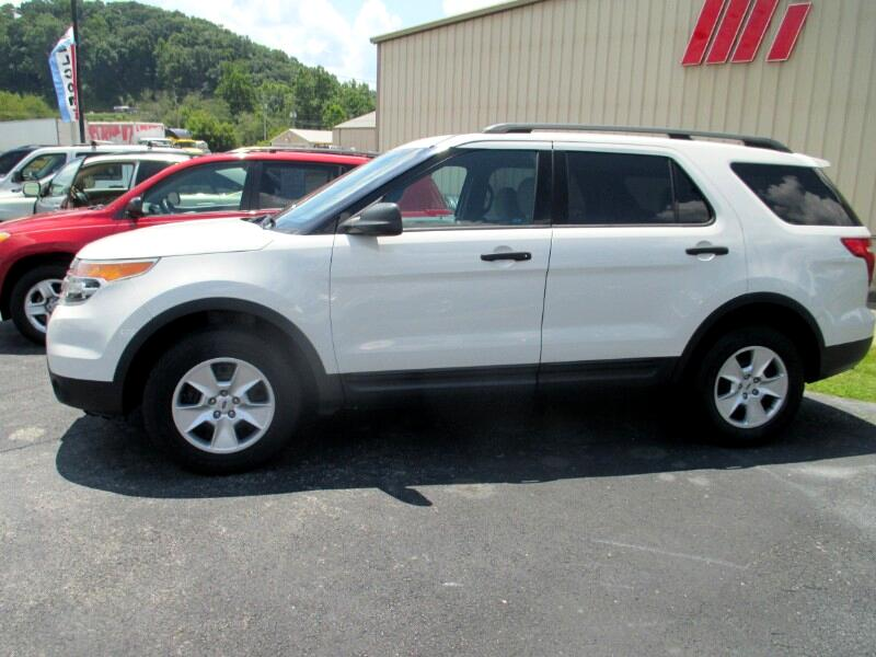 Ford Explorer Base 4WD 2011