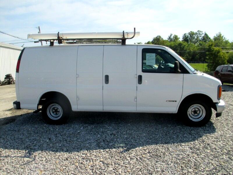 Chevrolet Express 1500 Cargo 2002