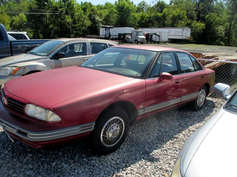 Oldsmobile Royale Base 1995