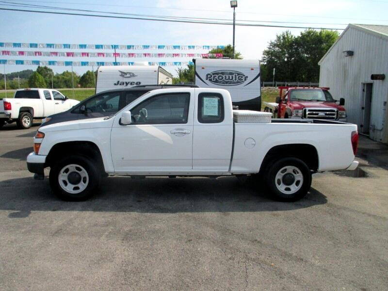 Chevrolet Colorado Work Truck Ext. Cab 4WD 2009