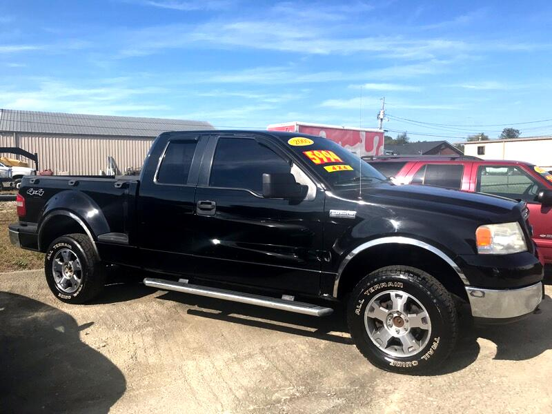 Ford F-150 FX4 SuperCab Flareside 4WD 2005