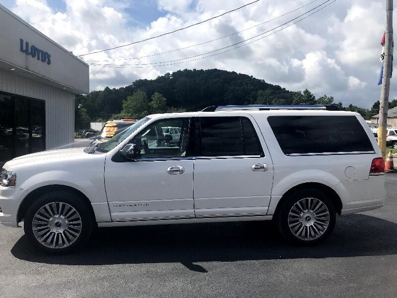 Lincoln Navigator L Select 2WD 2017