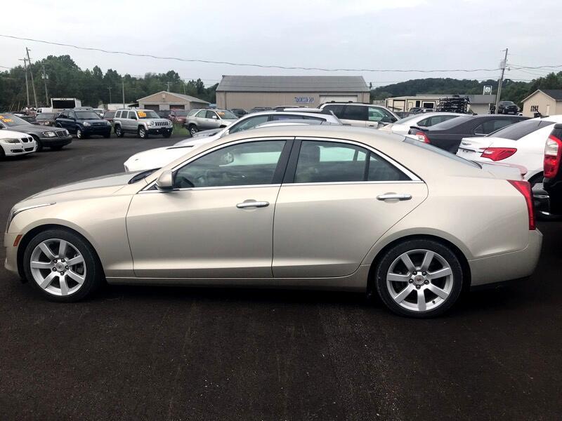 Cadillac ATS 2.5L Base RWD 2013