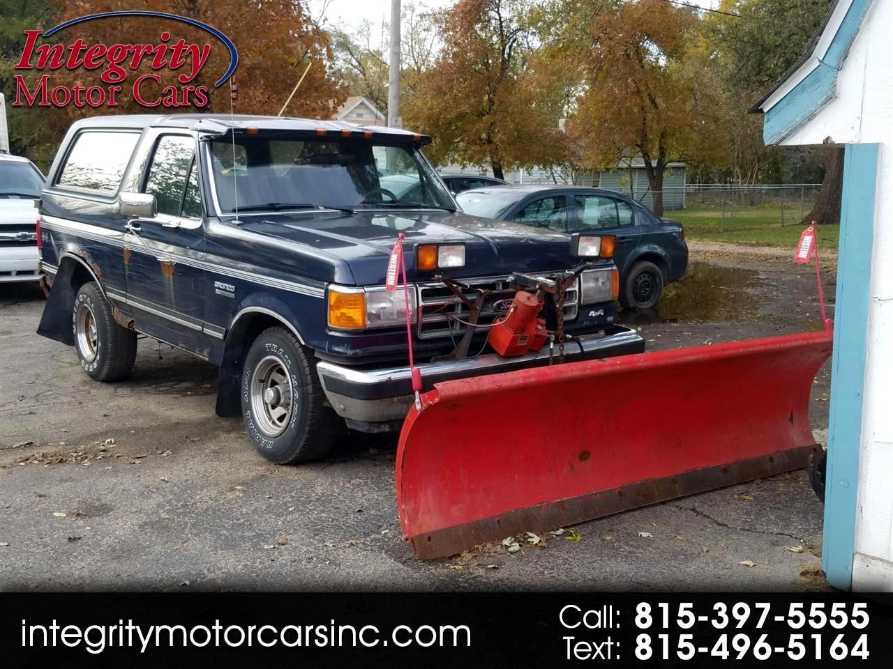 Ford Bronco 1988 for Sale in Rockford, IL
