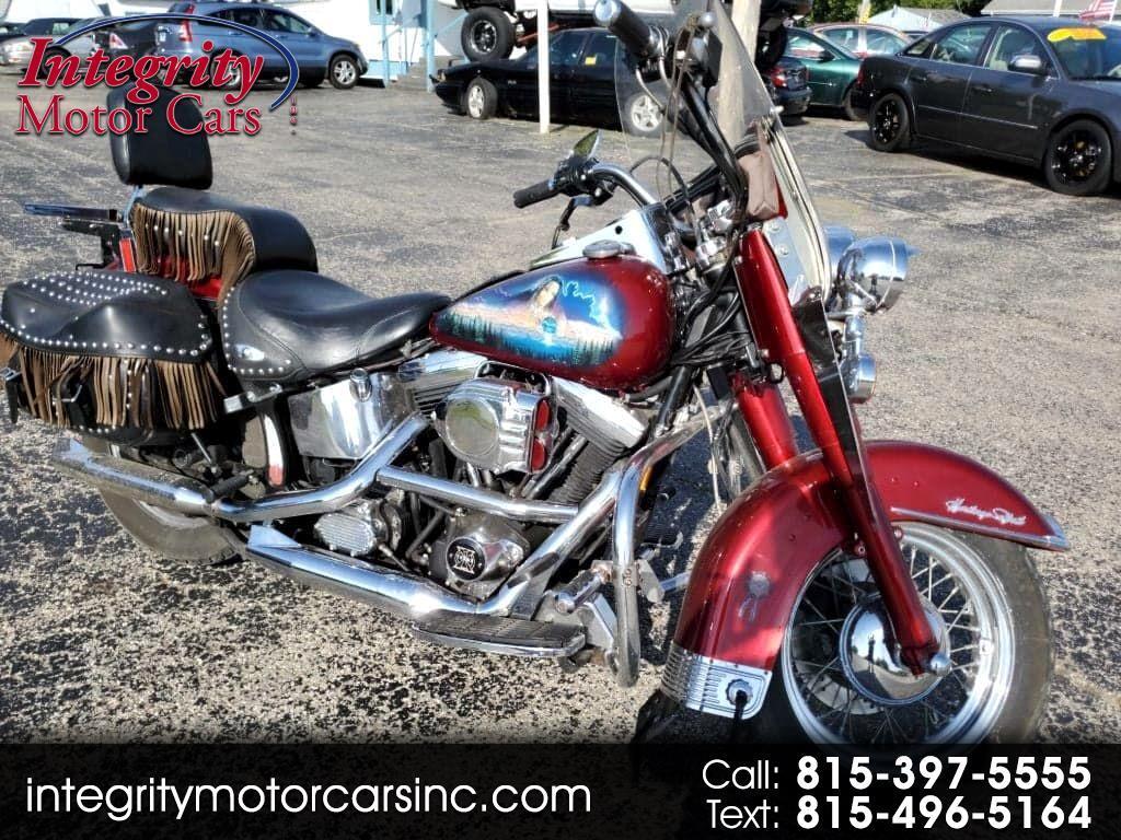 Harley-Davidson FLSTC  1993