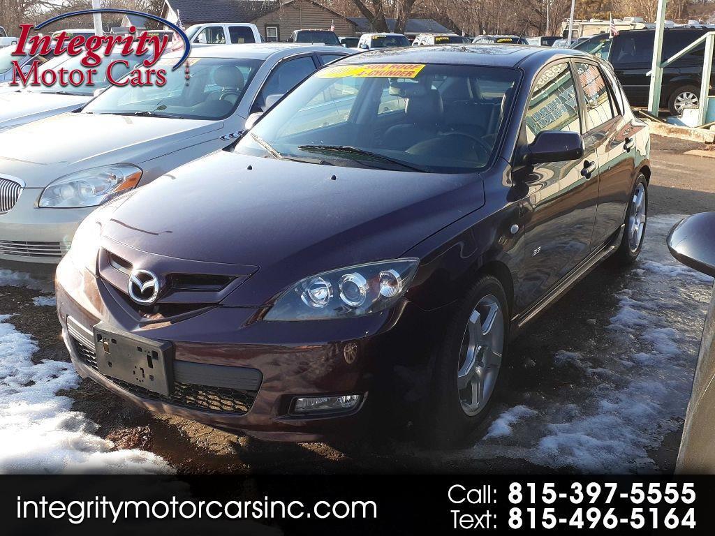 Mazda MAZDA3 s Touring 5-Door 2007