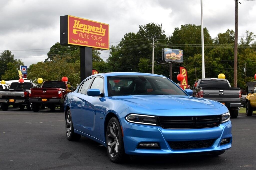 Dodge Charger R/T 2016