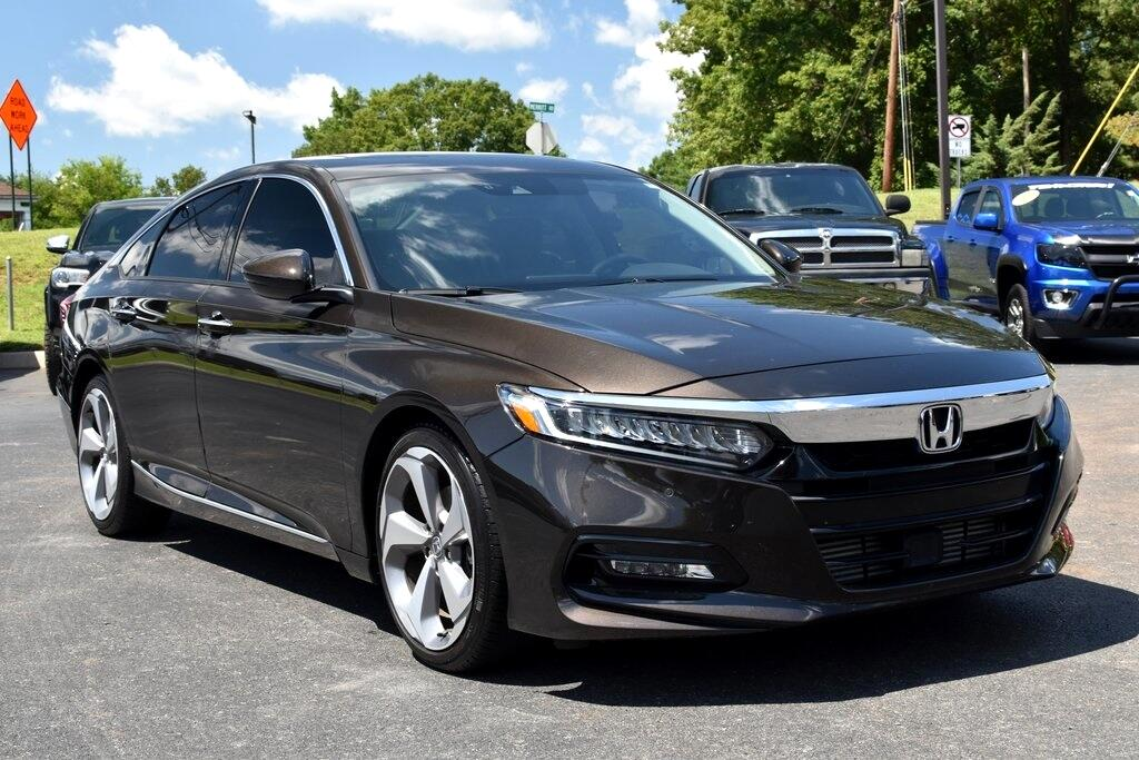 Honda Accord Sedan Touring 1.5T CVT 2018