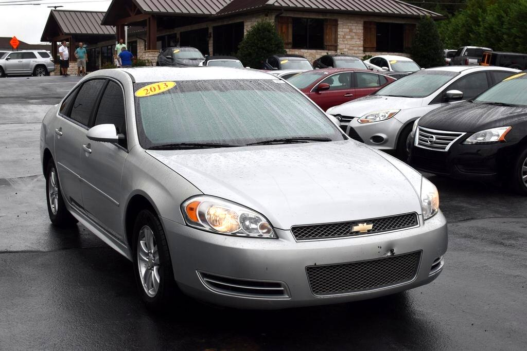 Chevrolet Impala LS (Fleet) 2013