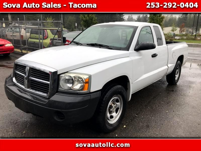 Dodge Dakota Club Cab 6.5-ft. Bed 2WD 2005