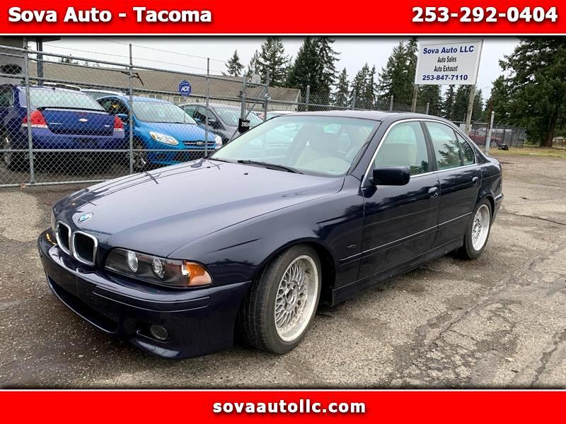BMW 5-Series 525i 2001