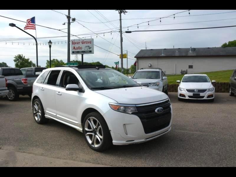 2012 Ford Edge Sport AWD