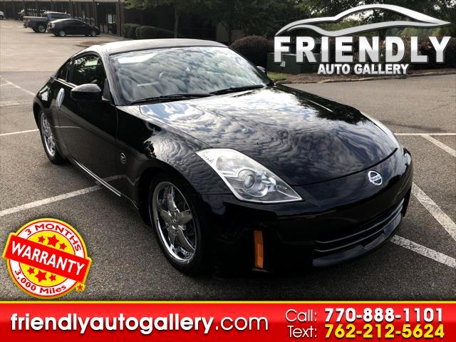 Nissan 350Z Touring Coupe 2007