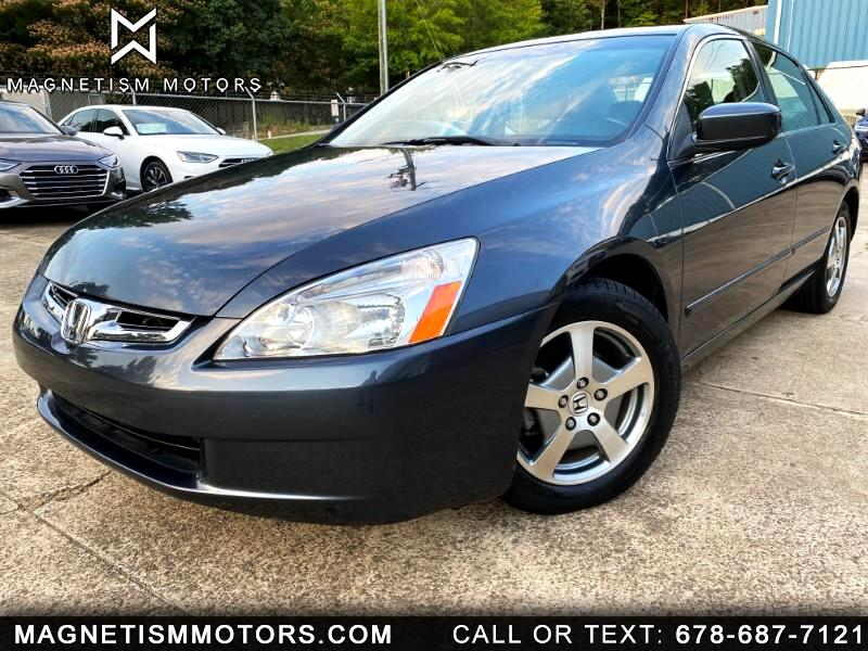 Honda Accord Hybrid V6 5-Speed AT with Navigation System 2005