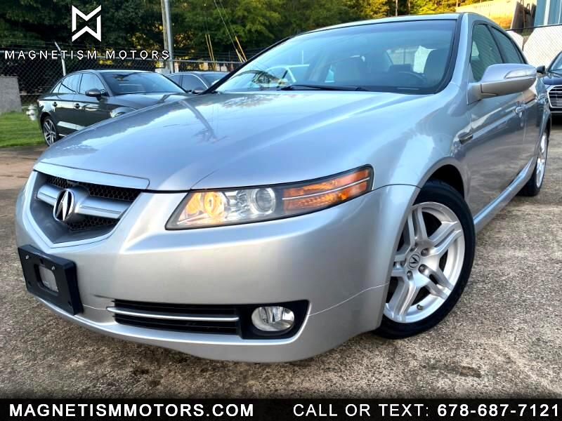 Acura TL 5-Speed AT 2008