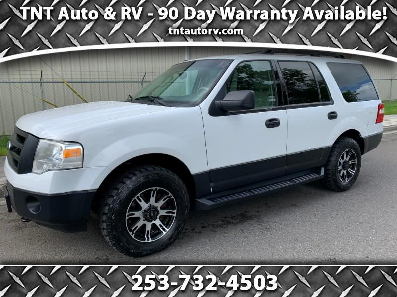 Ford Expedition XL 4WD 2012