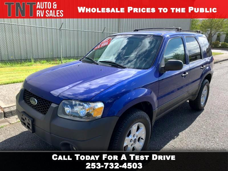 Ford Escape XLT 4WD 2005