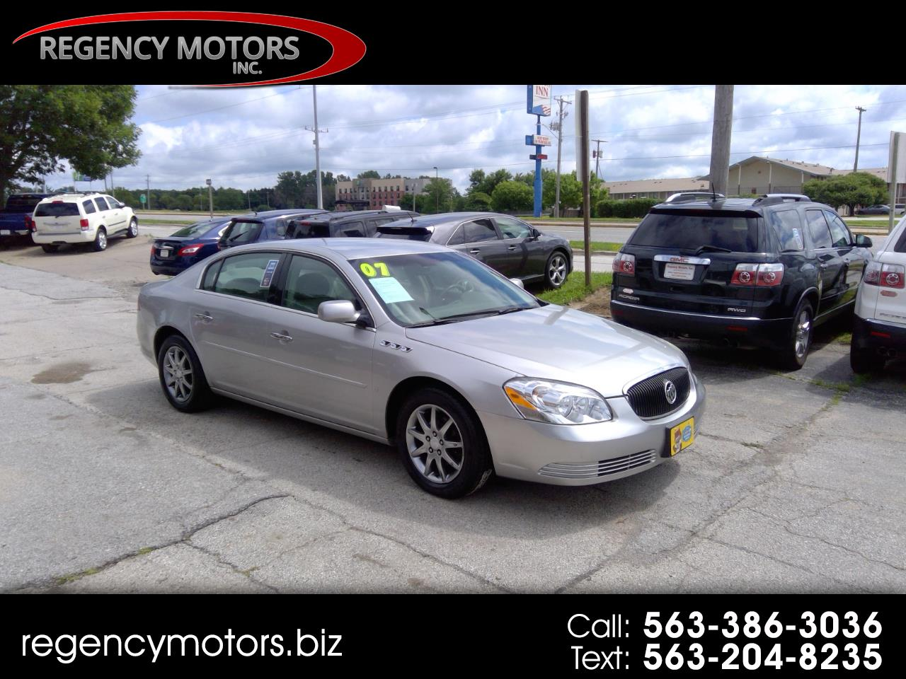 Buick Lucerne 4dr Sdn CX 2007