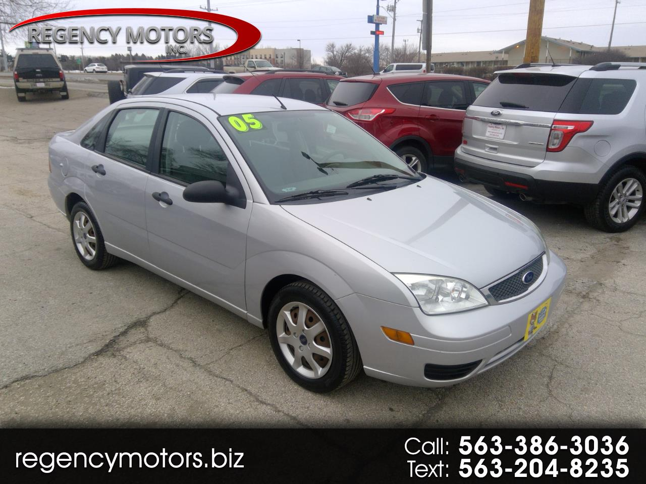 Ford Focus 4dr Sdn SE 2005
