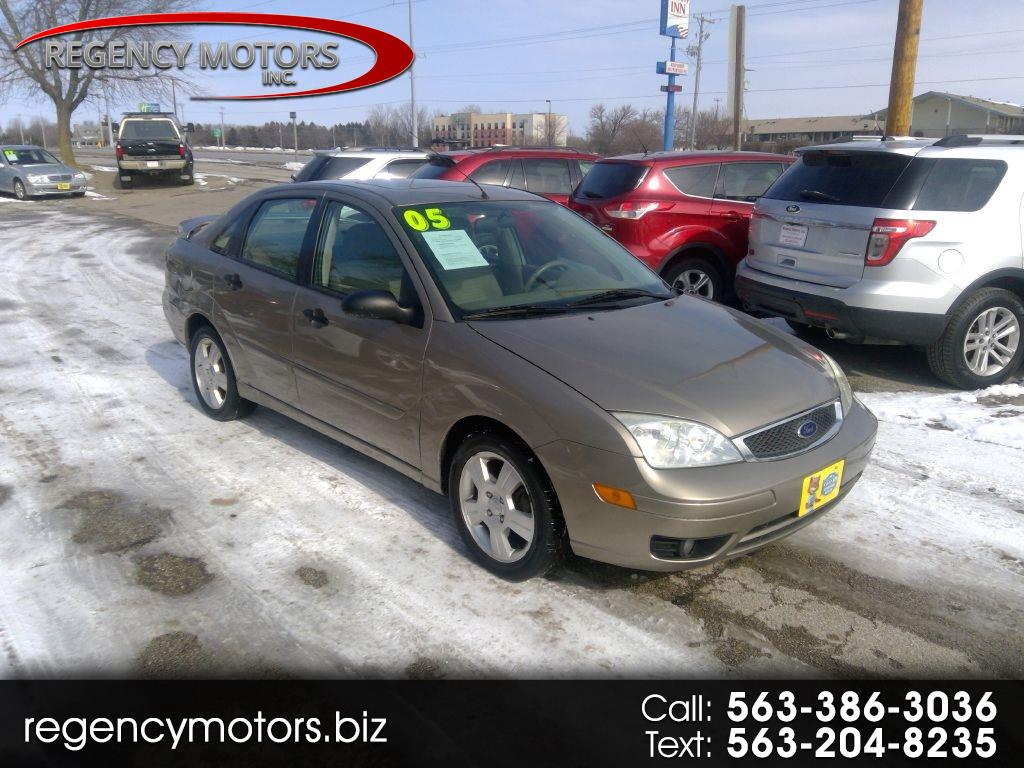 Ford Focus ZX4 S 2005