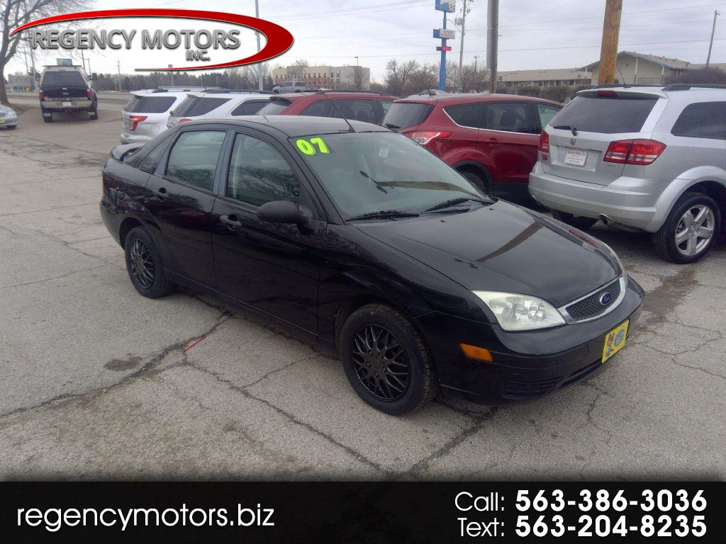 Ford Focus ZX4 S 2007