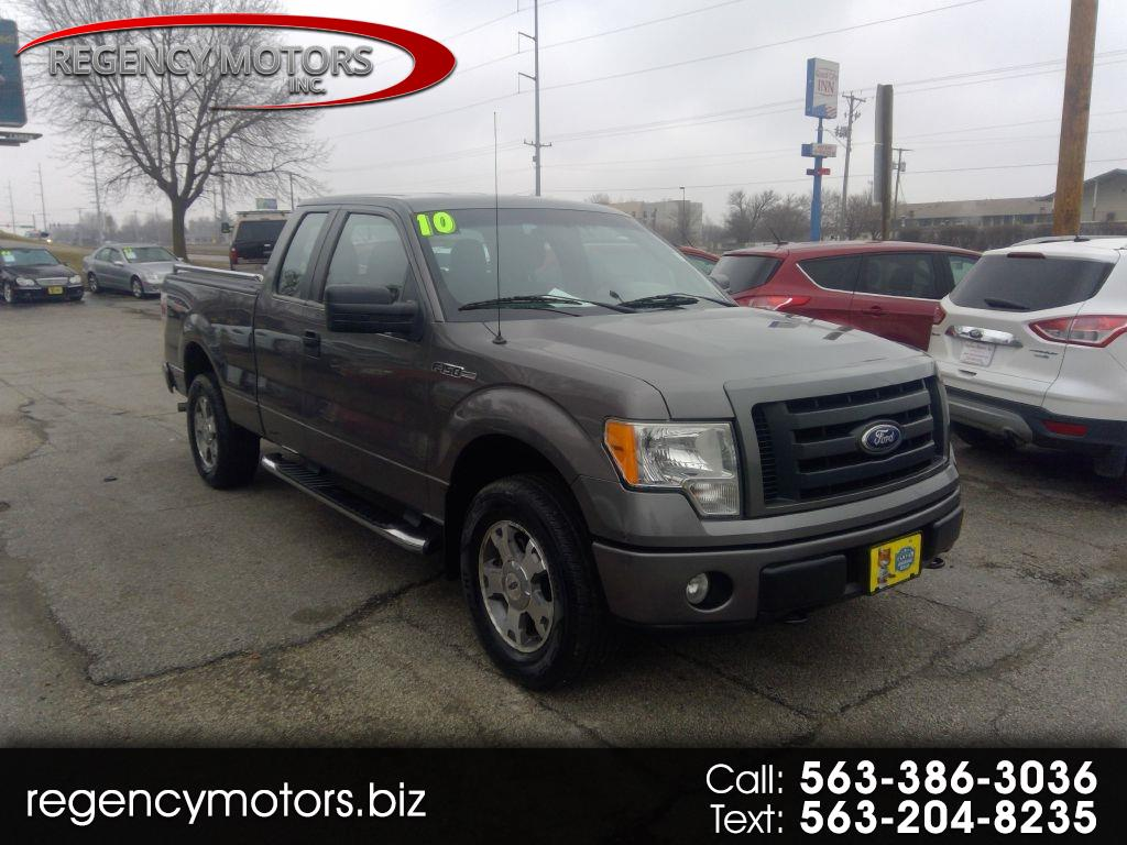 Ford F-150 XL SuperCrew 4WD 2010