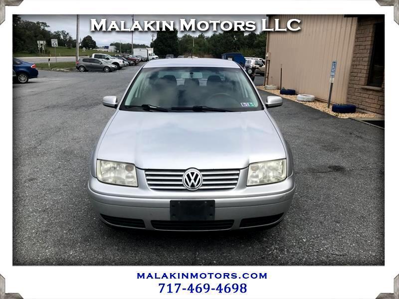 Volkswagen Jetta GL 2.0 2001