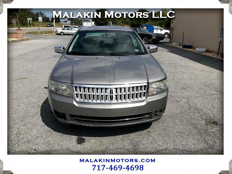 Lincoln MKZ AWD 2008
