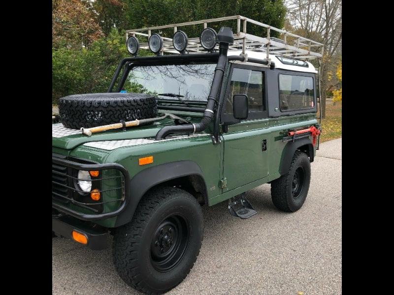 Land Rover Defender 90 2-Door 4WD 1994