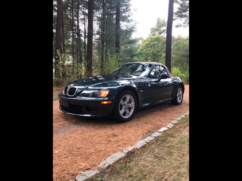 BMW Z3 2.3 Roadster 2000