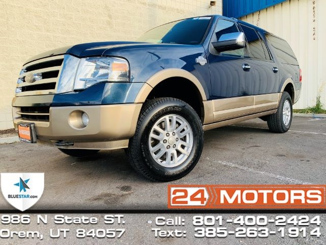 2013 Ford Expedition EL 4WD 4dr XLT