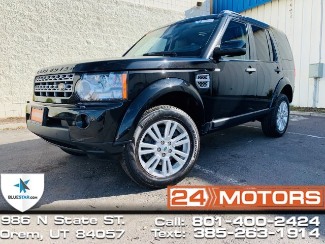 Land Rover LR4 4WD 4dr HSE 2012