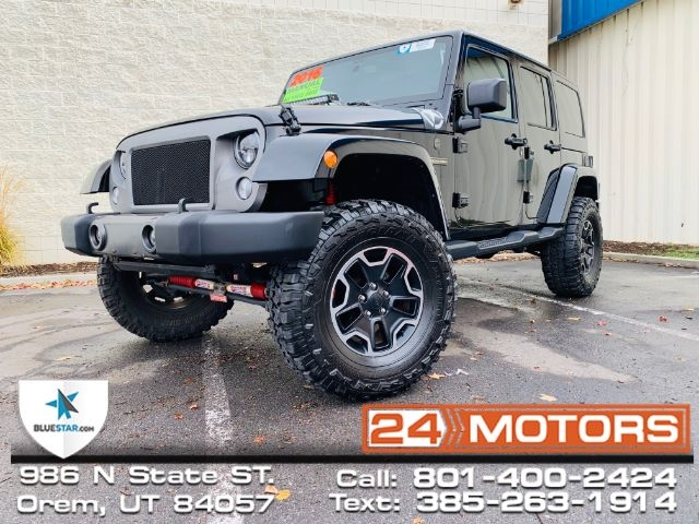 Jeep Wrangler Unlimited 4WD 4dr Freedom *Ltd Avail* 2016