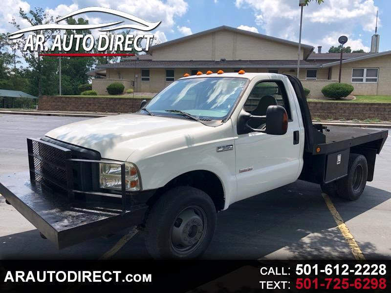Ford F-350 SD XL DRW 4WD 2007