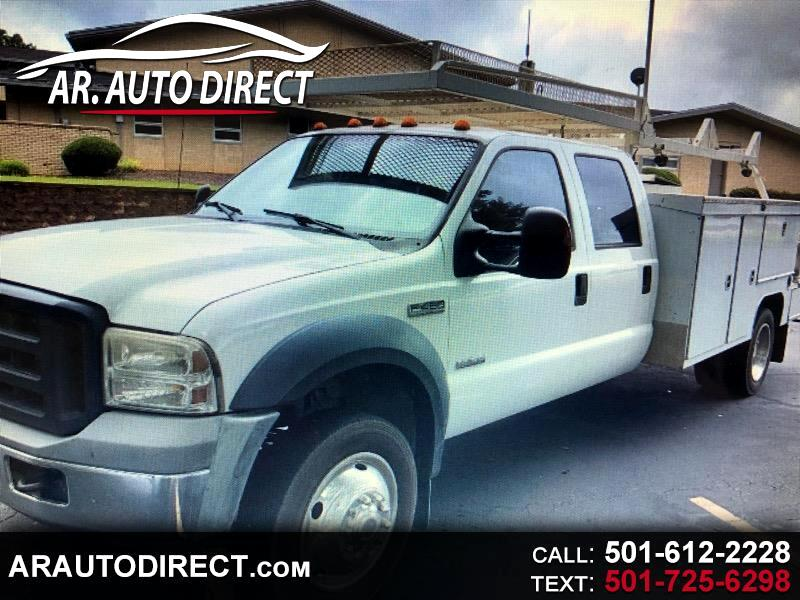 Ford F-450 SD Crew Cab 2WD DRW 2006