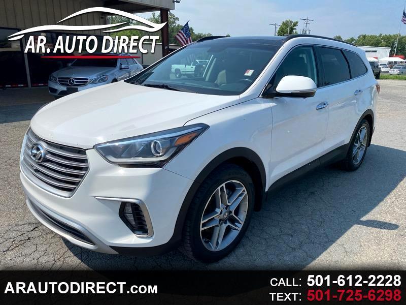 Hyundai Santa Fe Ultimate 2017